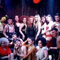 Ram Bar Cabaret Show cast