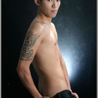tai-yai go-go boy - adams apple club chiang mai