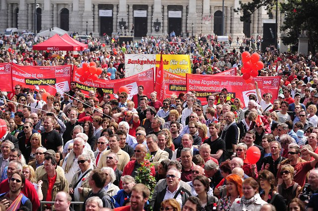 may day labour march - source wikimedia