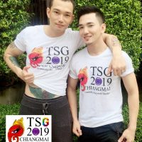 The Straights Games - LGBT sporting event in CHiang Mai november 2019
