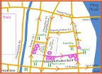 Gay in Chiang Mai : gay map